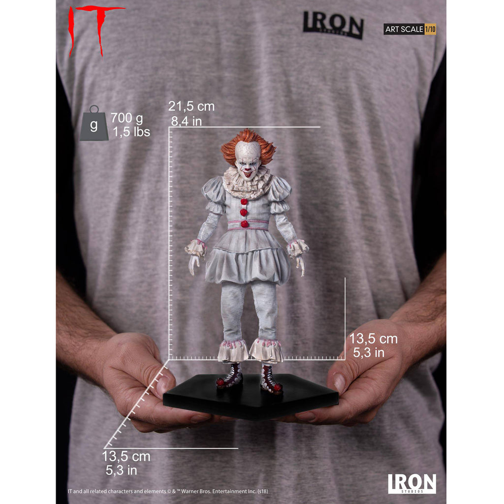 IT Pennywise Deluxe Fine Art