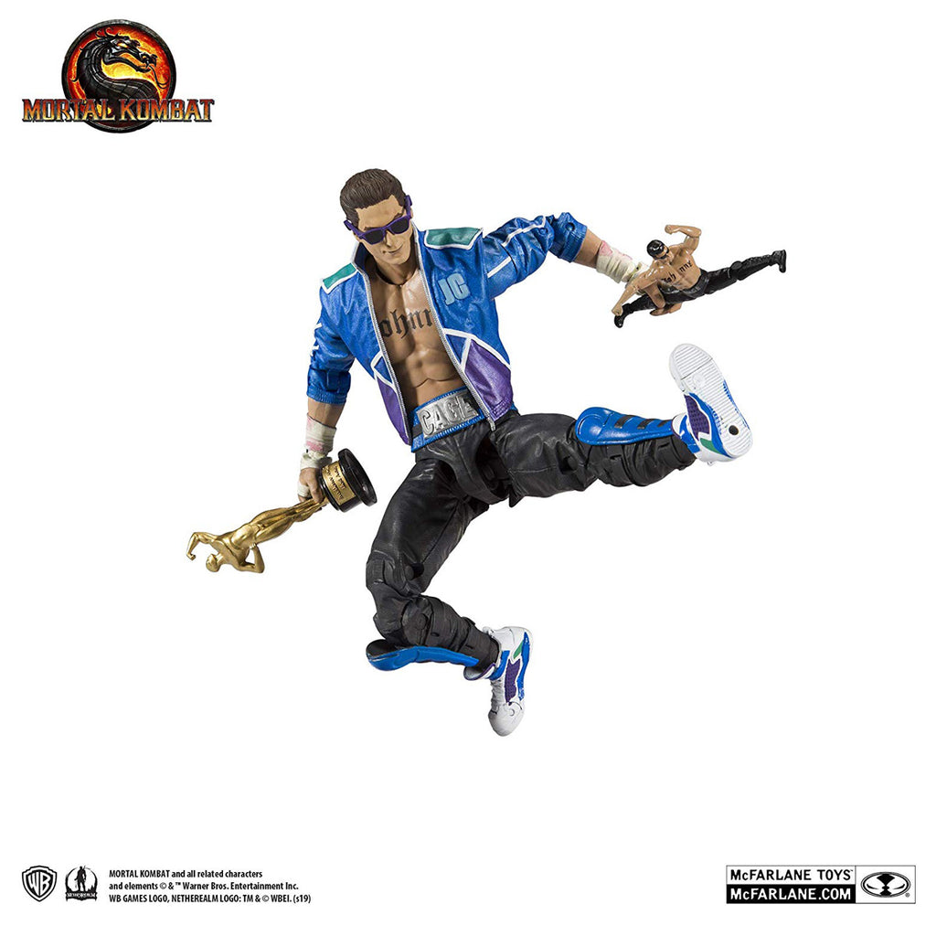 McFarlane Toys Mortal Kombat Johnny Cage Action Figure
