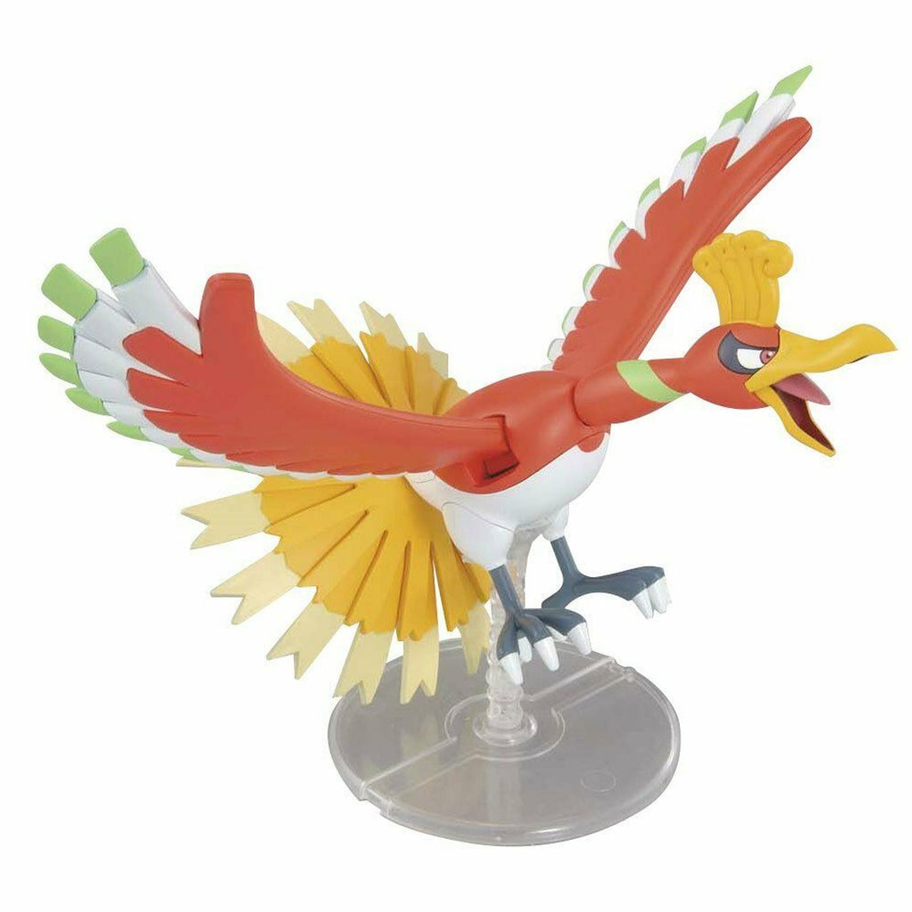 Pokemon: Ho-oh Bandai Model Kit