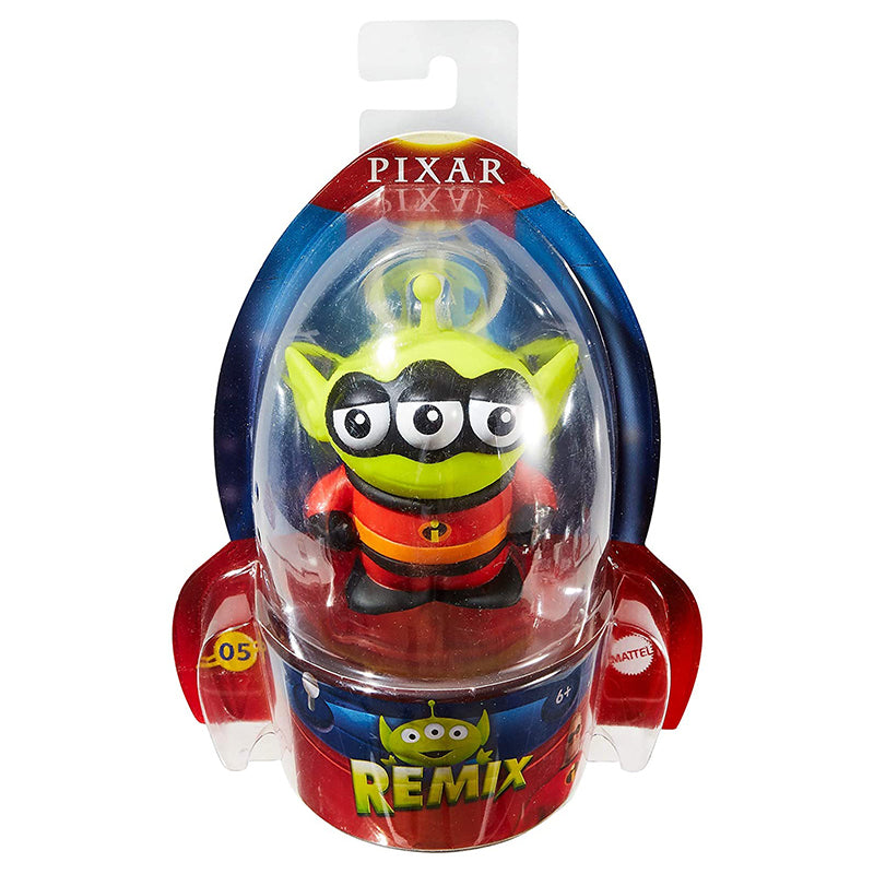 Disney / Pixar Toy Story Alien Remix Series 2 Mr. Incredible 3-Inch Mini Figure #05 Mattel