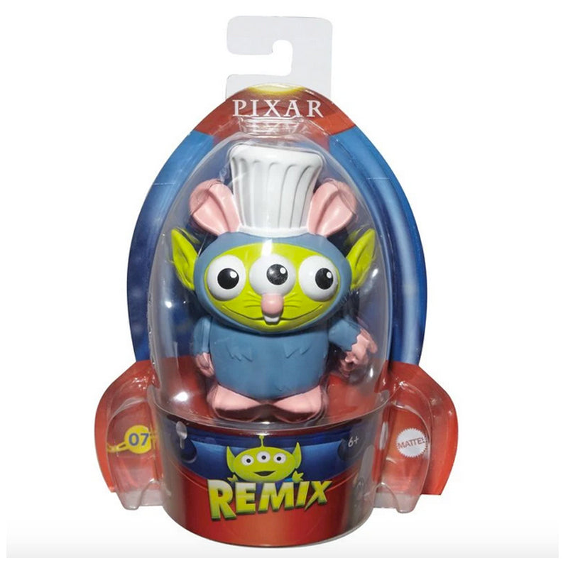 Disney / Pixar Toy Story Alien Remix Series 2 Remy 3-Inch Mini Figure #07 Mattel