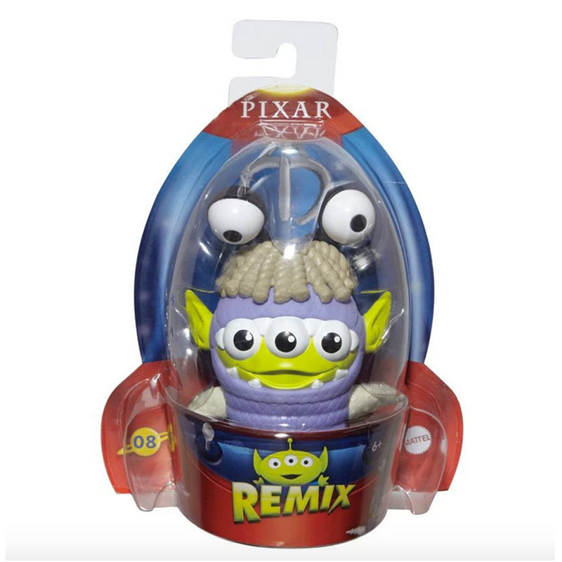 Disney / Pixar Toy Story Alien Remix Series 2 Boo 3-Inch Mini Figure #08 Mattel