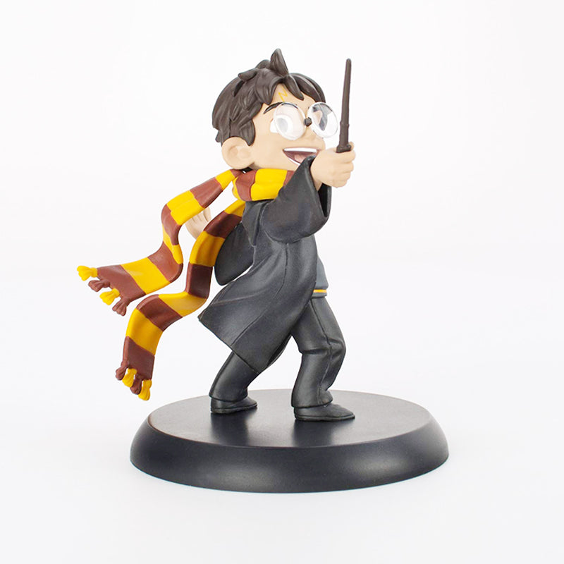 QMX Harry's First Spell Q-Fig Action Figure