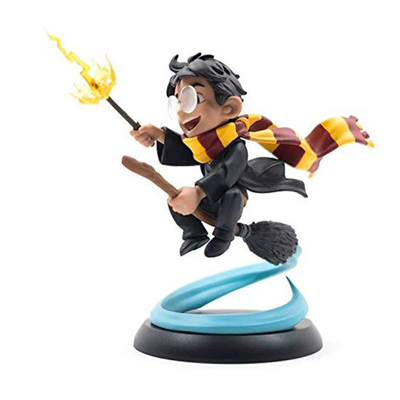 Quantum Mechanix Harry Potter's First Flight Q-Fig Figure