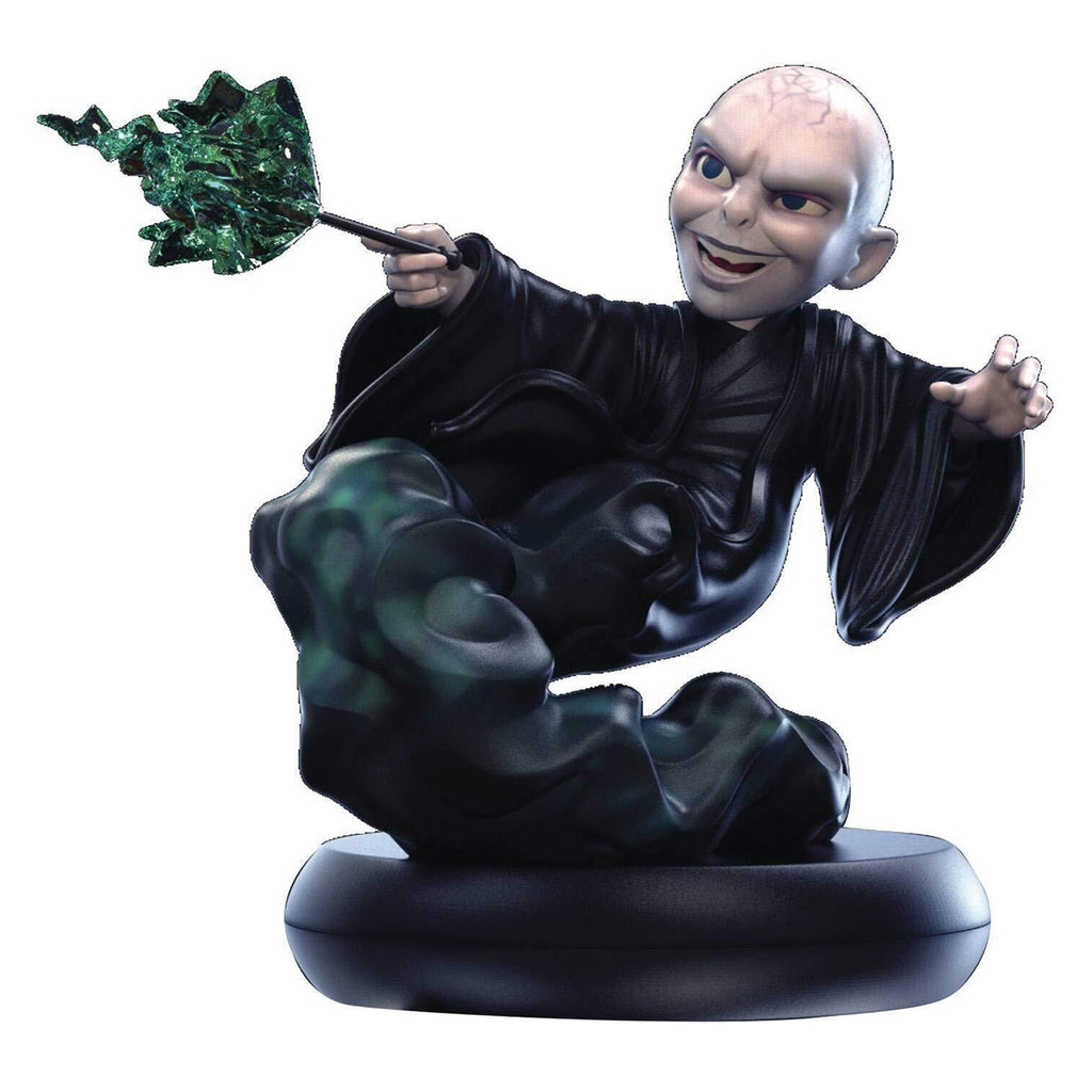Quantum Mechanix Harry Potter: Lord Voldemort Q-Fig Diorama Figure