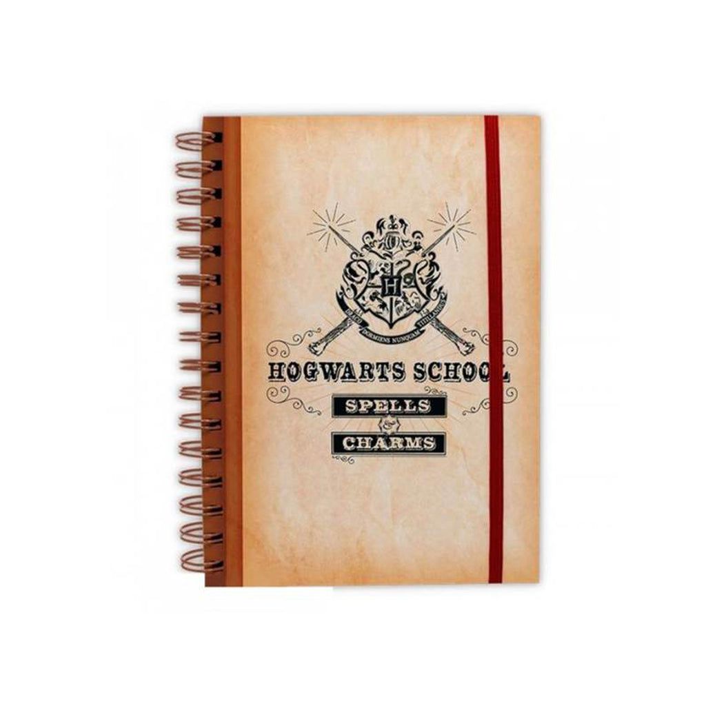 "HARRY POTTER - NOTEBOOK ""HOGWARTS SCHOOL"""