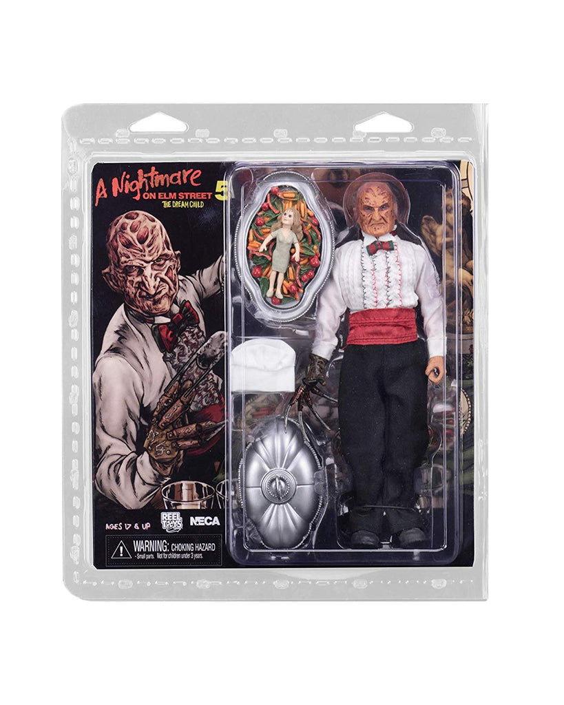 Nightmare on Elm Street Part 5 - Clothed Figure - Chef Freddy