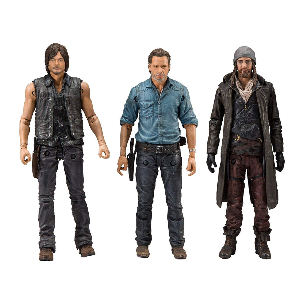 McFarlane Toys The Walking Dead Allies Deluxe Box Set