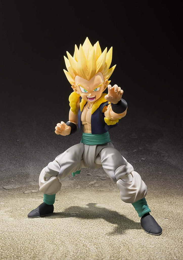 Dragon Ball Tamashii Nations S.H. Figuarts Super Saiyan Gotenks