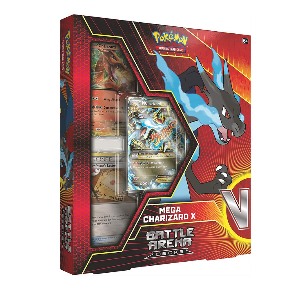 Pokémon TCG: Battle Arena Deck (Mega Charizard Edition)
