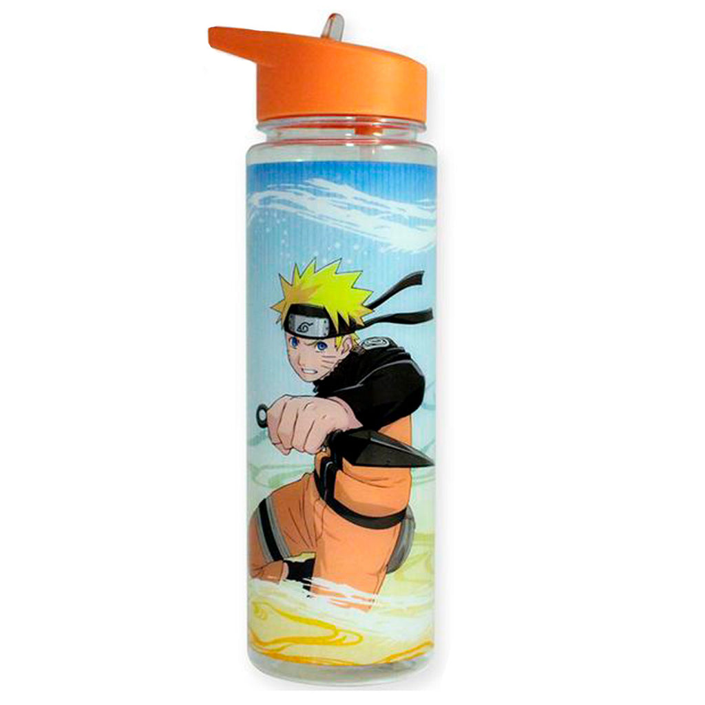 JUST FUNKY Naruto Shippuden Water Bottle