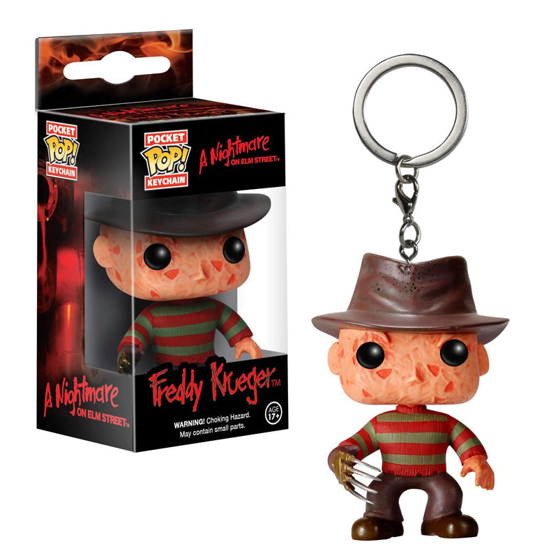 Funko Pocket Pop Keychain Nightmare on Elm Street - Freddy Krueger