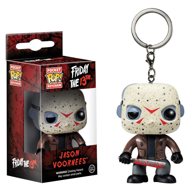 Funko Pocket Pop Keychain Friday The 13th - Jason Voorhees