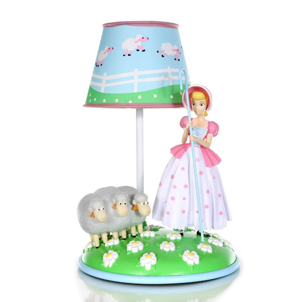 DisneyPixar Bo Peep Table Lamp with Sheep- Toy Story 4