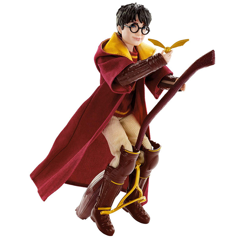 Harry Potter Quidditch Harry Potter Mattel Doll