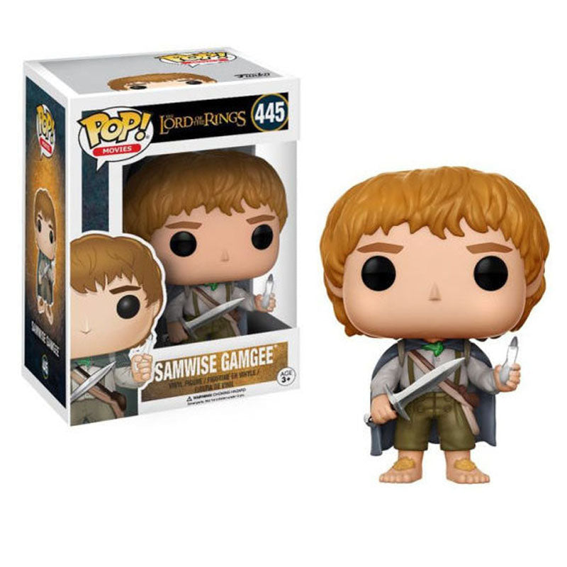 Funko POP! Movies: The Lord of The Rings:  Samwise Gamgee (Glows)