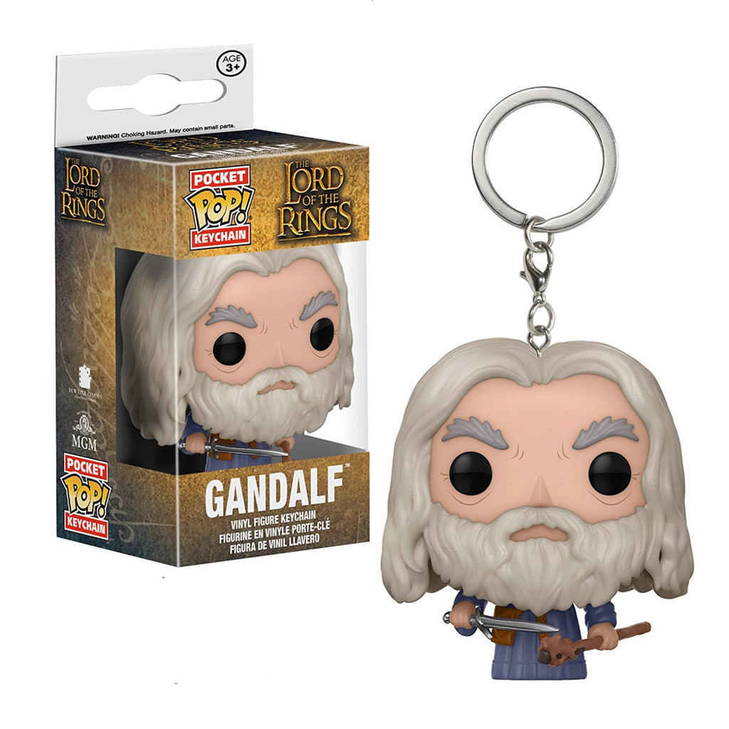 Funko Pop Keychain The Lord of The Rings Gandalf