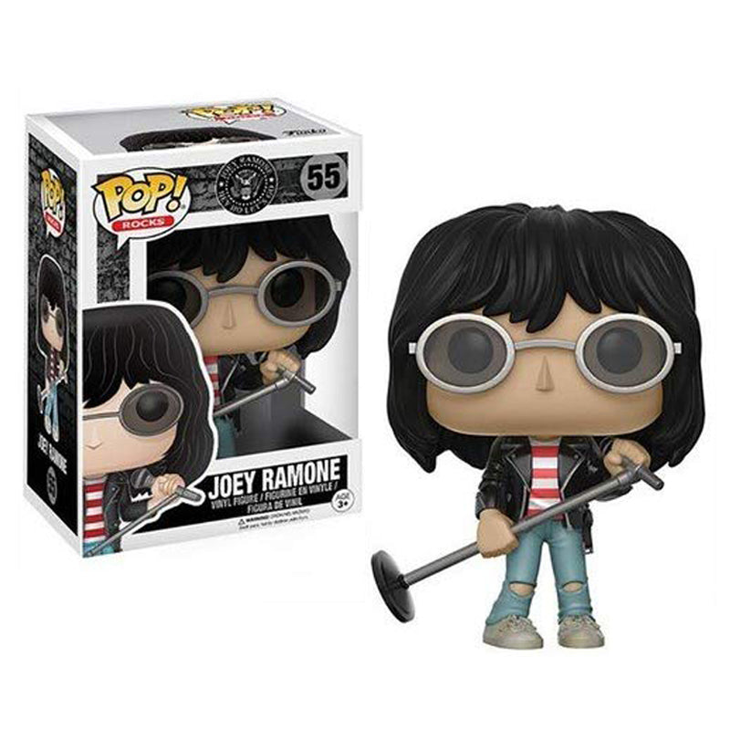 Funko Pop Rocks #55: Music - Joey Ramone