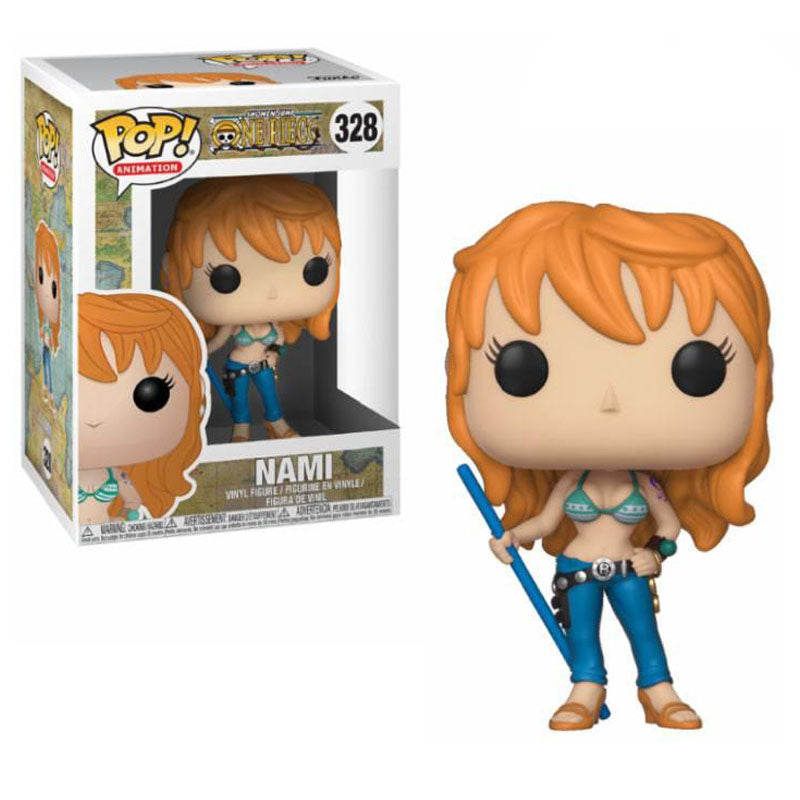Funko Pop! Anime: One piece - Nami