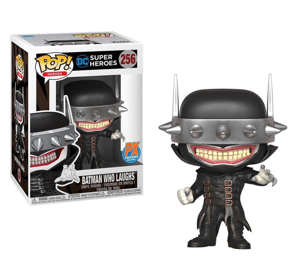 Funko Pop! DC Heroes: The Batman Who Laughs  (PX Previews Exclisive)