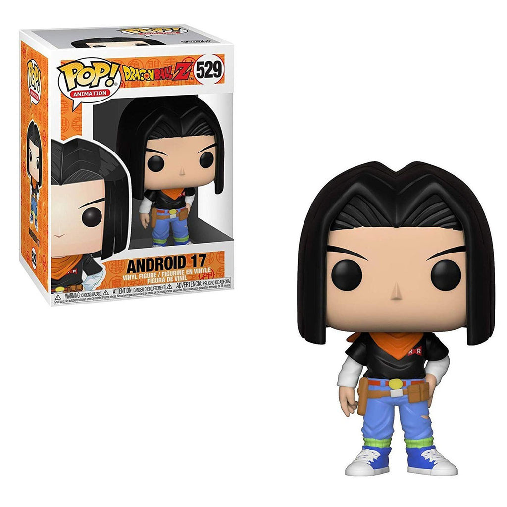 Funko Pop! Animation: Dragon Ball Z - Android 17
