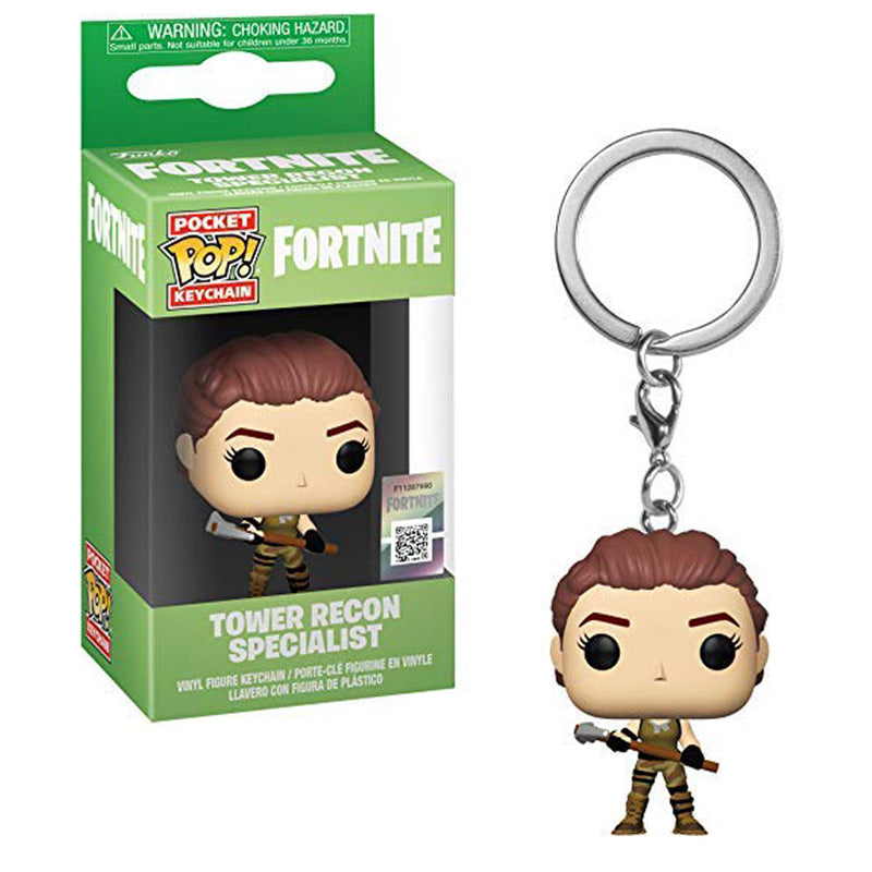 Funko POP Keychain: Fortnite - Tower Recon Specialist