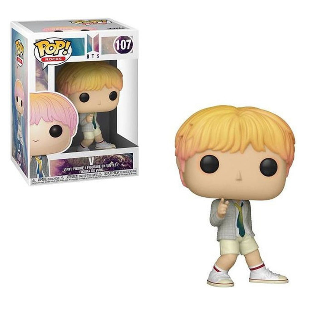 Funko Pop! Rocks #107: BTS - V