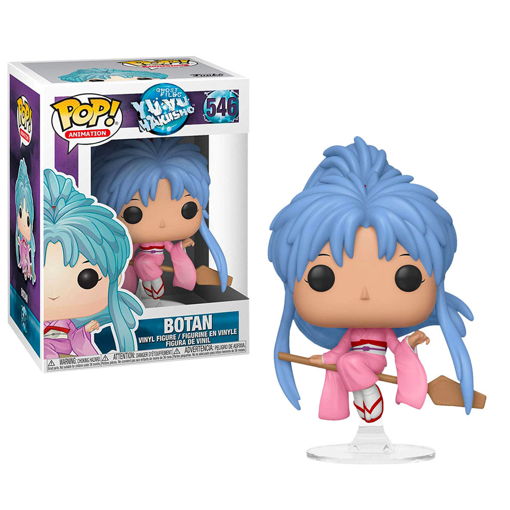 Funko Pop! Animation: Yu Hakusho - Botan