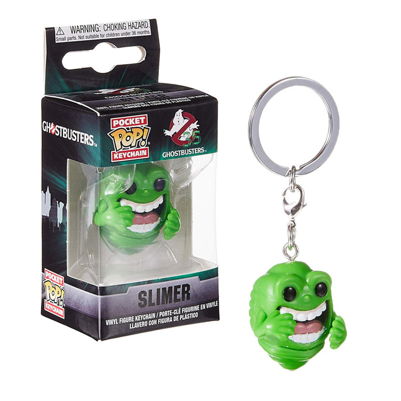 Funko Pocket Pop Keychain Ghostbusters - Slimer