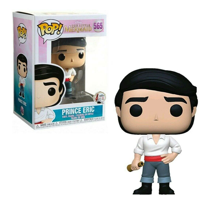 Pop! Movies: Disney's The Little Mermaid, Prince Eric