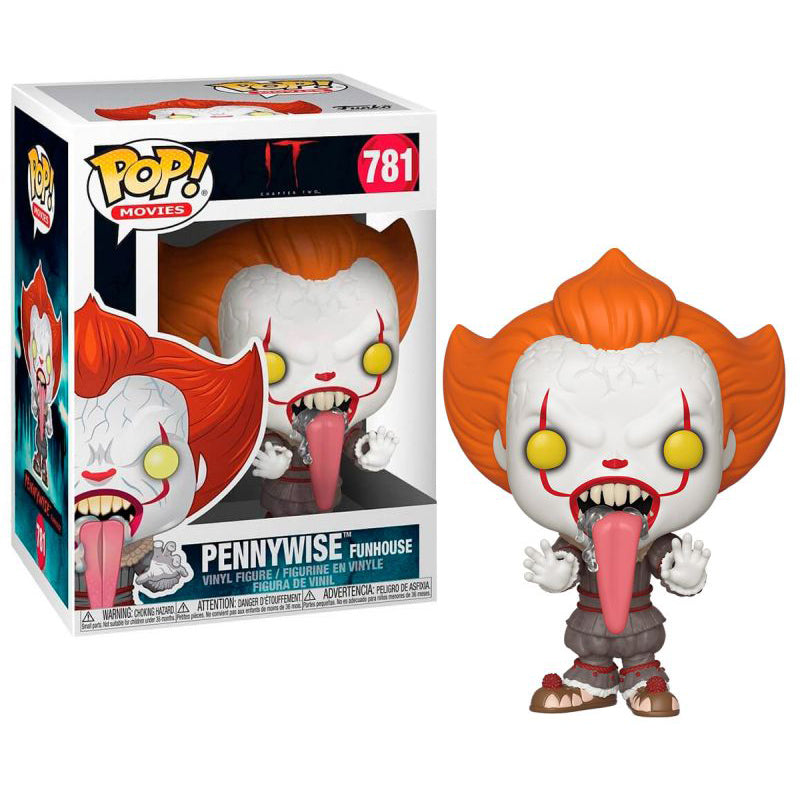 Funko Pop! Movies: It 2 - Pennywise (Funhouse)