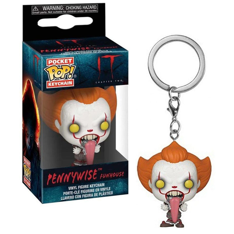 Funko Pocket Pop Keychain IT - Pennywise with Dog Tongue