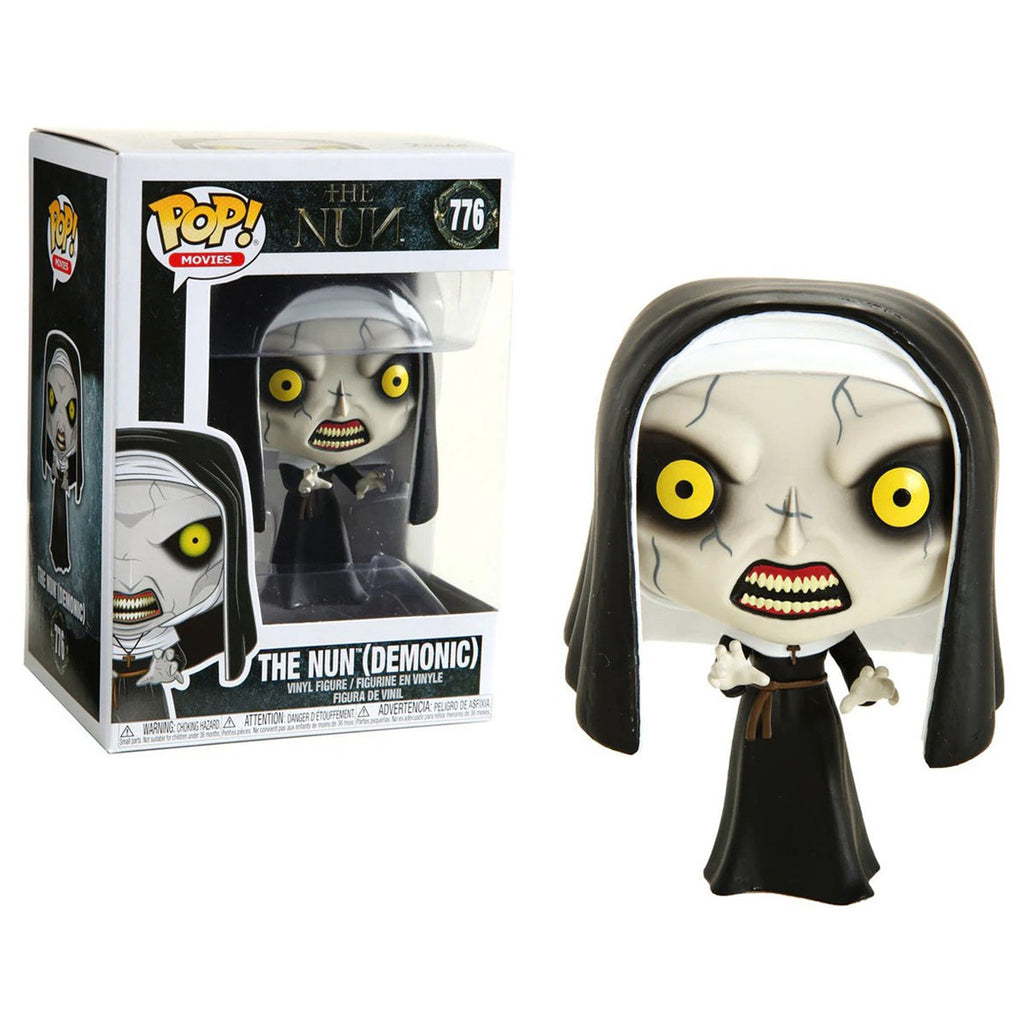 Funko POP! Movies: The Nun (Demonic)