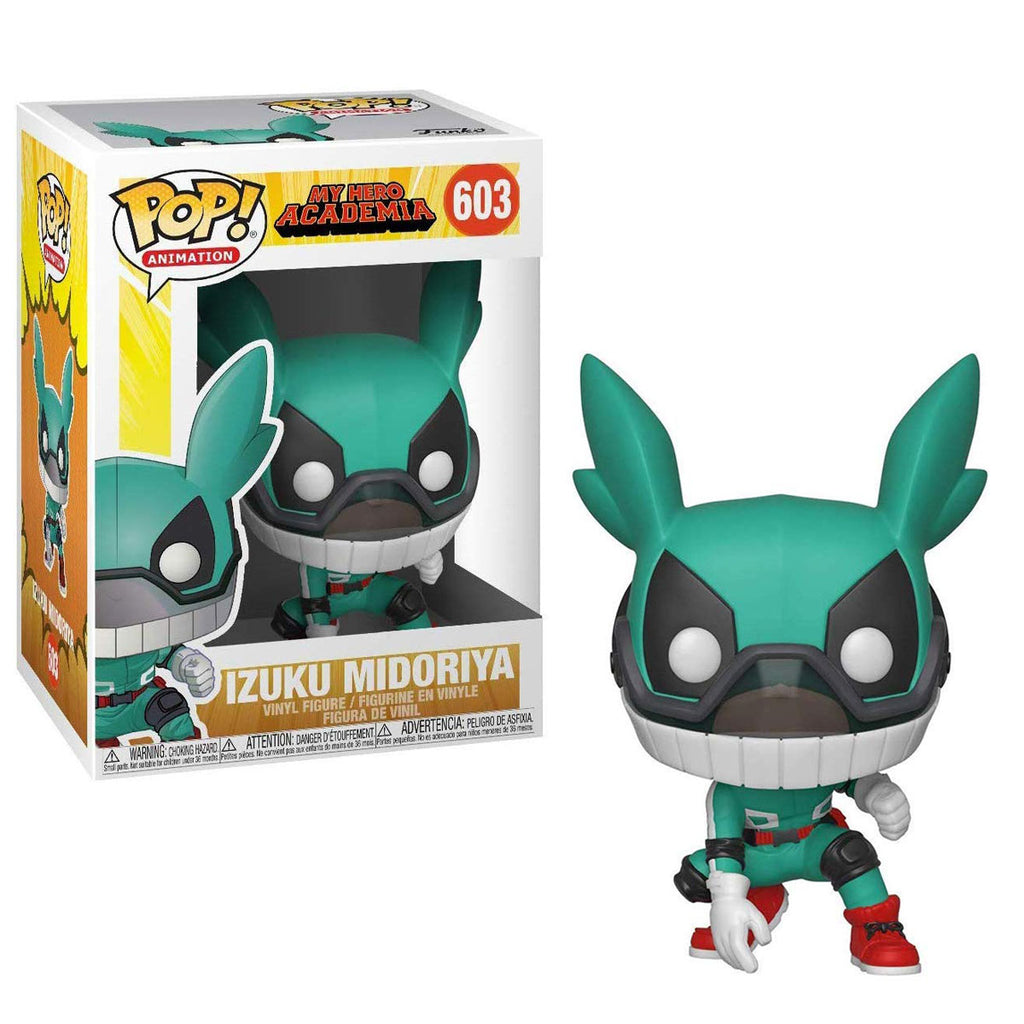 Funko Pop! Animation: My Hero Academia - Deku with Helmet