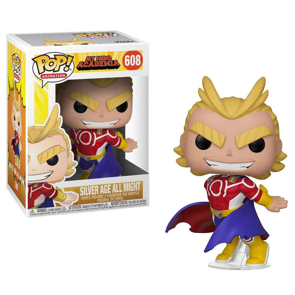 Funko Pop! Animation: My Hero Academia - All Might (Golden Age)