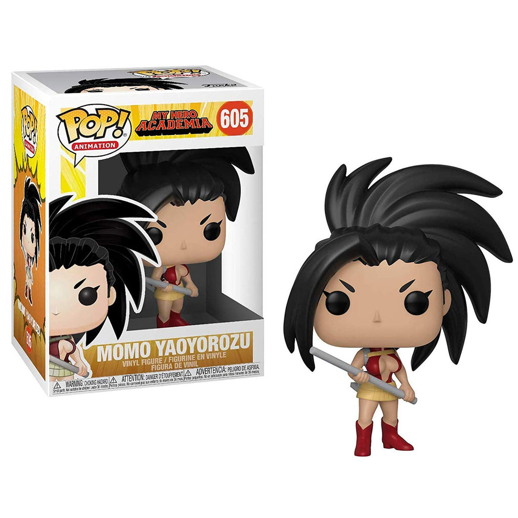Funko Pop! Animation: My Hero Academia - Momo Yaoyoruzu