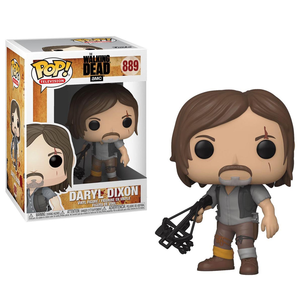 Funko Pop! TV: The Walking Dead - Daryl Dixon