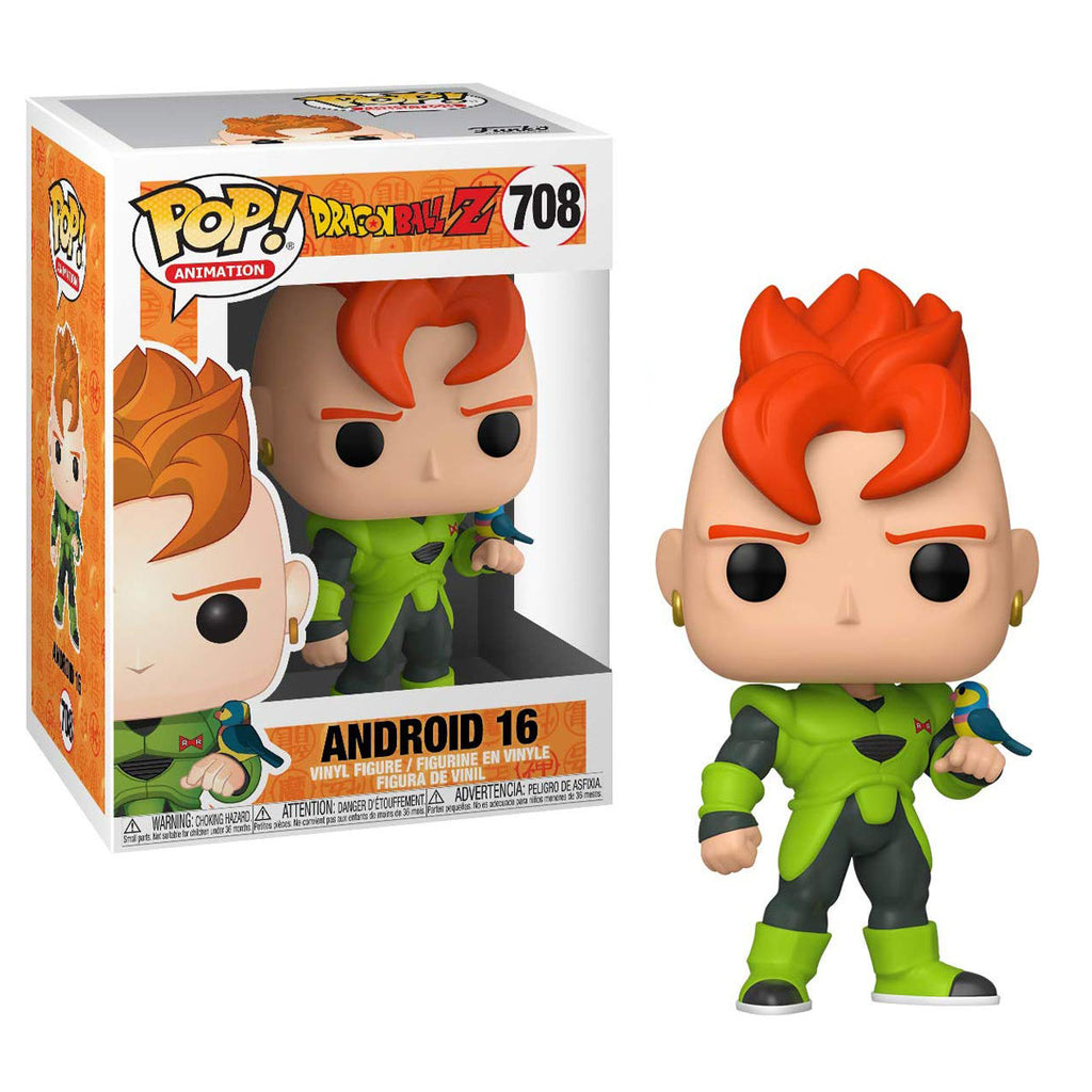 Funko Pop! Animation: Dragonball Z - Android 16