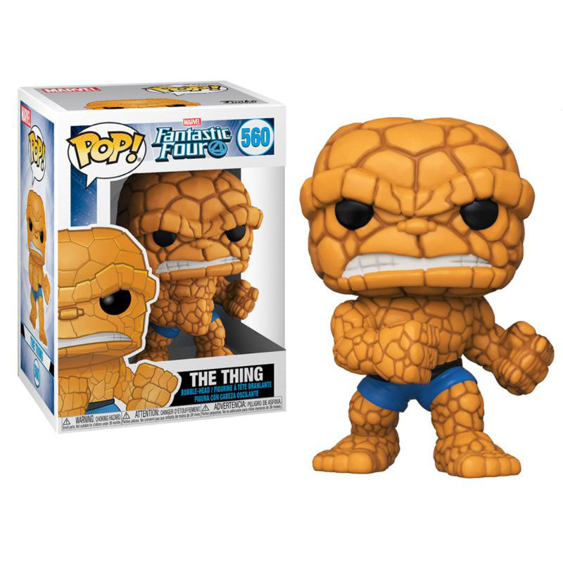 Funko Pop Marvel #560 Fantastic Four - The Thing