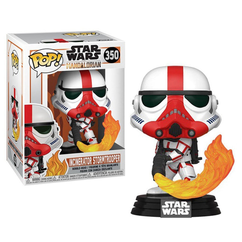 Funko Star Wars #350: The Mandalorian - Incinerator Stormtrooper
