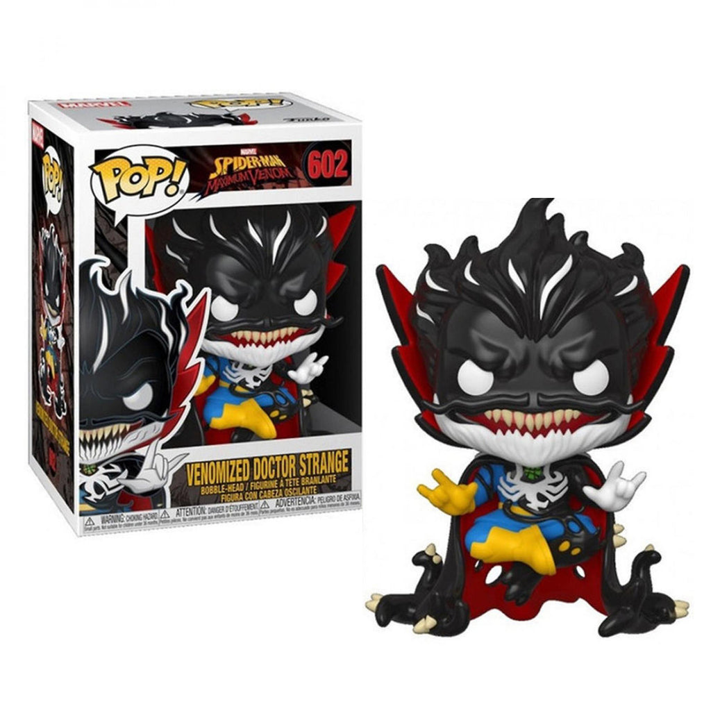 Funko Pop! Marvel #602: Marvel Venom - Venomized Doctor Strange