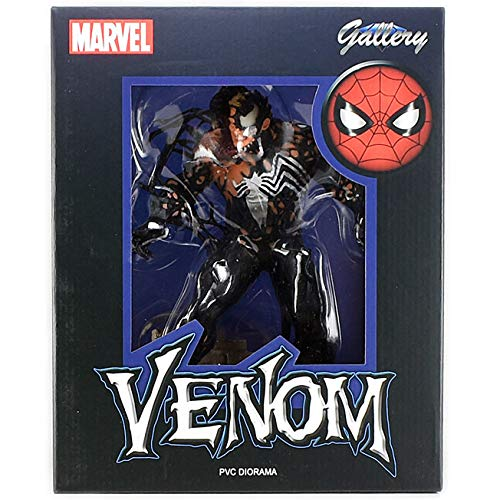 DIAMOND SELECT TOYS Marvel Gallery: Venom PVC Diorama Figure, 9""