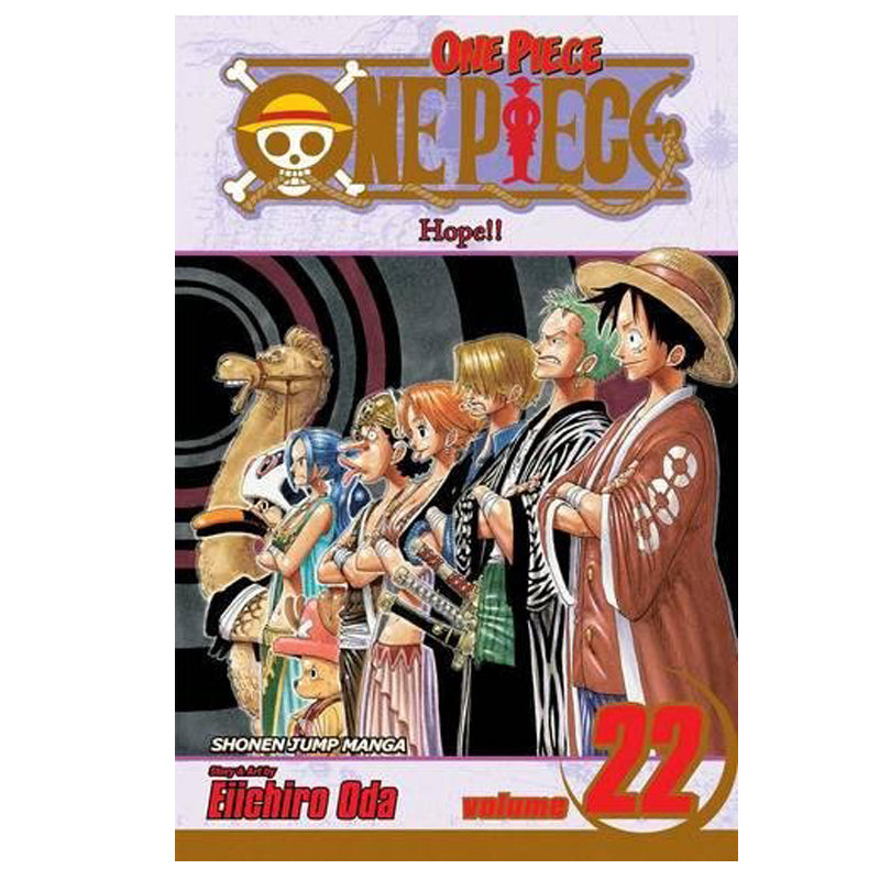 One Piece, Vol. 22: Hope!! - Paperback