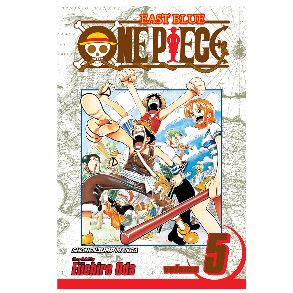 One Piece, Vol. 5: For Whom the Bell Tolls - Paperback