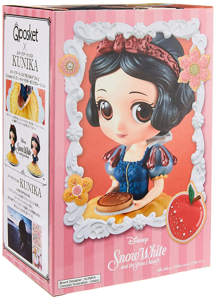 Banpresto Snow White Q Posket-Snow Whitei-(Ver.B)