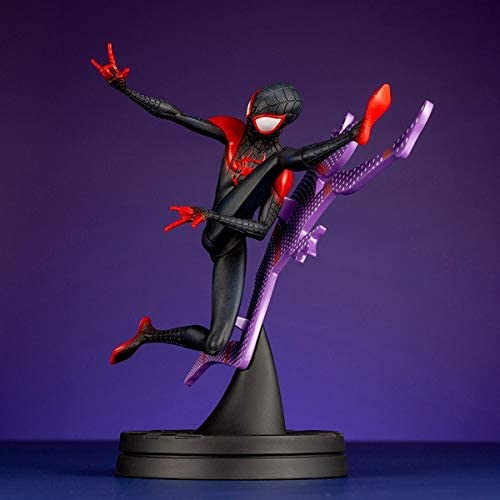 Spider-Man Into The Spider-Verse: Mile Morales Artfx+ Statue