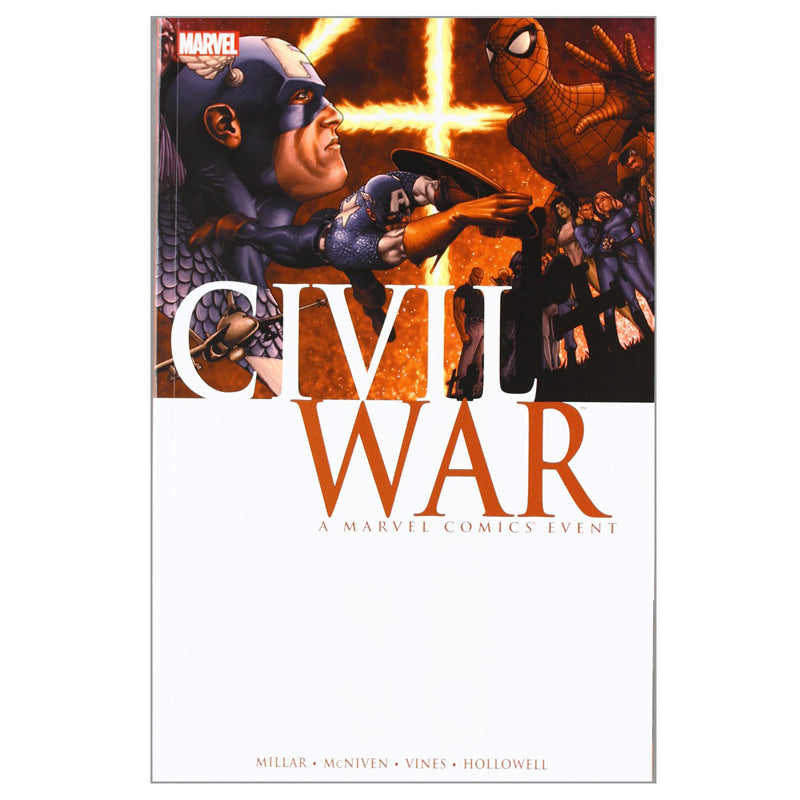 Civil War - Paperback