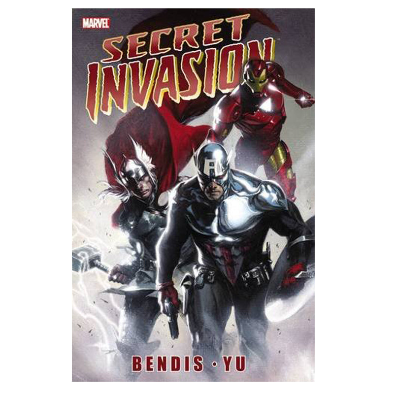 Secret Invasion - Paperback
