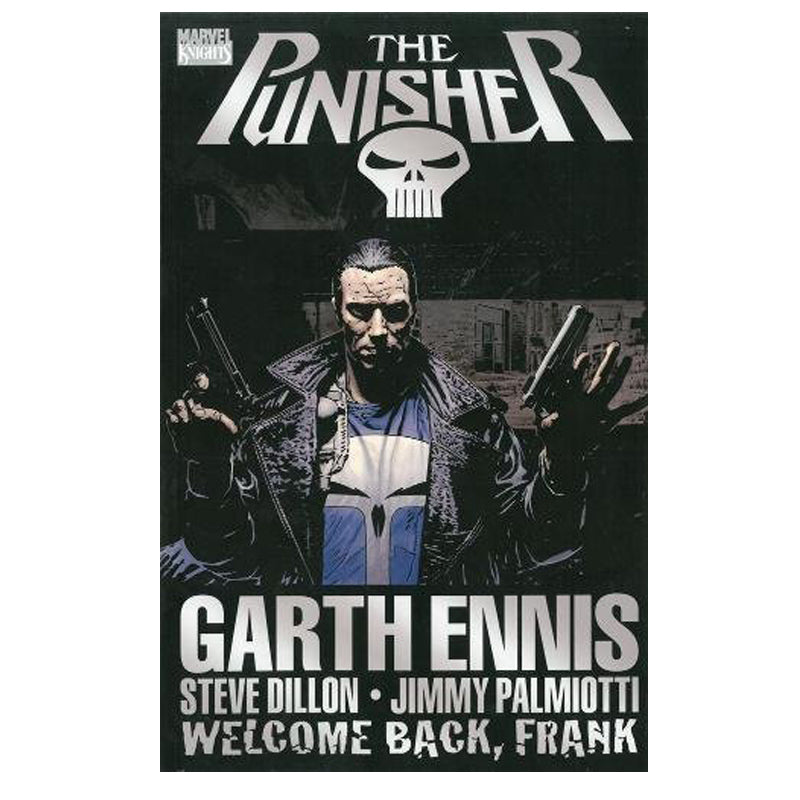 Punisher: Welcome Back, Frank (Punisher (Unnumbered)) Paperback