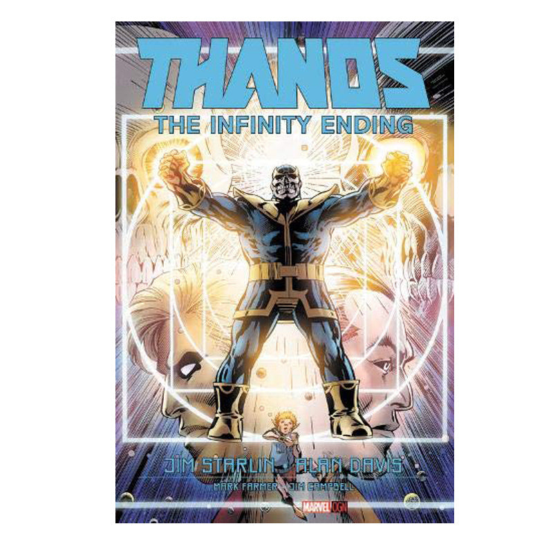 Thanos: The Infinity Ending - Hardcover